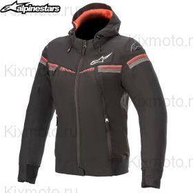 Куртка женская Alpinestars Sektor V2, Черно-красная