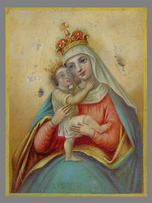Икона Пресвятая Богородица Пасовская-Цареградская