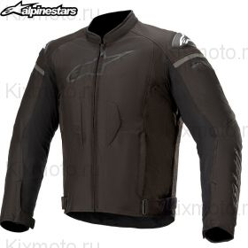 Мотокуртка Alpinestars T-GP Plus V3, Черная