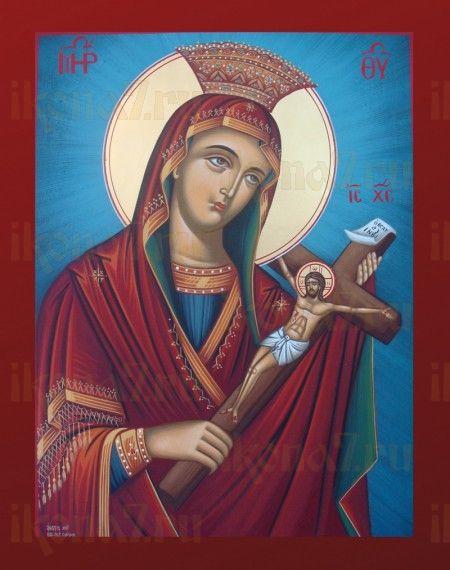 Икона Пресвятой Богородицы Панагия Ту Хару