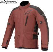 Мотокуртка Alpinestars Gravity Drystar, Красно-черная