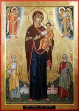 Икона Пресвятой Богородицы Пицундская