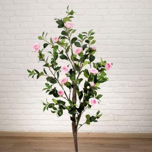 """Дерево искусственное """"Роза"""" 135 см, микс   4444925"""