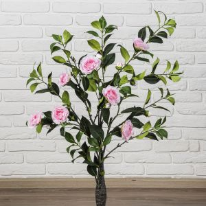 """Дерево искусственное """"Роза"""" 96 см, микс   4444924 (без горшка)"""
