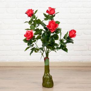 """Куст искусственный """"Бутоны роз"""" 85 см, микс 2555235"""