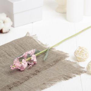 """Искусственный цветок """"Лаванда"""" розовая 34 см 3257341"""