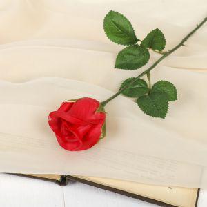 """Цветы искусственные LIVE """"Страстная роза"""" 6*38 см   3556639"""