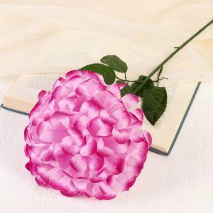 """Цветы искусственные """"Герань королевская"""", 16*60 см, малиновый   4560214"""