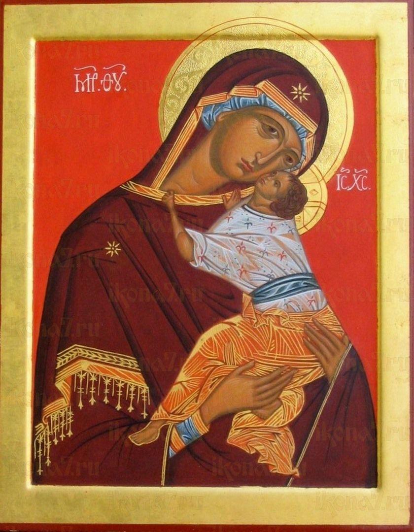 Икона Пресвятой Богородицы Подкубенская