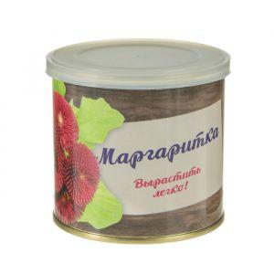 "Растущая травка ""Мини-цветок в банке ""Маргаритка"" 3853715"