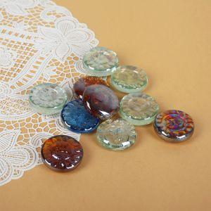 """Камень для декора """"Солнышко"""" (250 г), микс"""