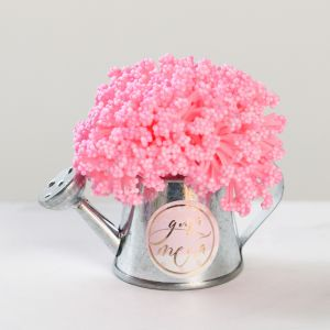 Цветочный комплимент «Всё самое прекрасное для тебя», 8.5 ? 5 ? 8.5 см
