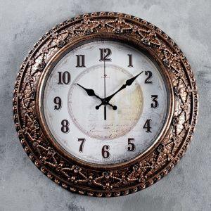 """Часы настенные, серия: Классика, """"Санж"""", 38 см   4551238"""