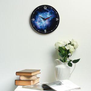 """Часы настенные, серия: Интерьер, """"Космос"""", 24  см, микс 3571397"""