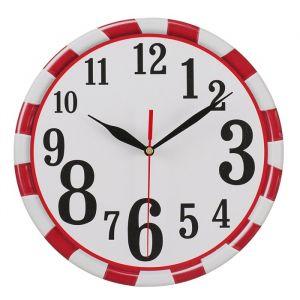 Часы настенные классика, круглые 24 см   3640631