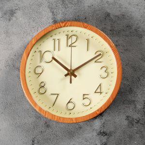 """Часы настенные, серия: Классика, """"Доротеа"""", d=19 см 3043450"""