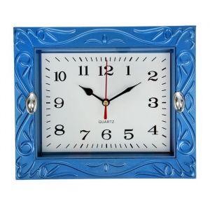 """Часы настенные, серия: Классика, """"Кэли"""", 21.5х18 см, микс 2306987"""