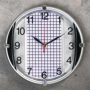 """Часы настенные, серия: Классика, """"Натали"""", d=23 см 1195056"""