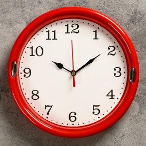 """Часы настенные, серия: Классика, """"Футроно"""", d=22 см, микс   4412792"""