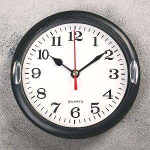 """Часы настенные, серия: Классика, """"Хизар"""", d=15 см 831332"""