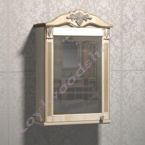 "Зеркало-шкаф ""Глазго Эндрю-60 береза"""