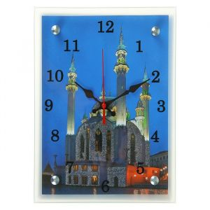 """Часы настенные, серия: Город, """"Мусульманские"""", 20х25  см, микс 2000075"""