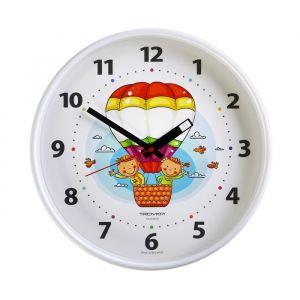 """Часы настенные, серия: Детские, """"Воздушный шар"""", 30х30 см 2584178"""