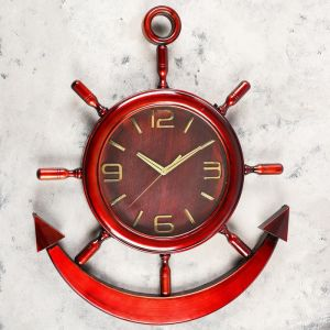 """Часы настенные, серия: Море, """"Скарен"""", 61х75 см   4469771"""