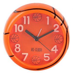 """Будильник """"Баскетбольный мяч"""", объемный, d=11.5 см 3119185"""