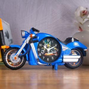 """Будильник """"Мотоцикл"""", 27х13 см, микс 726789"""