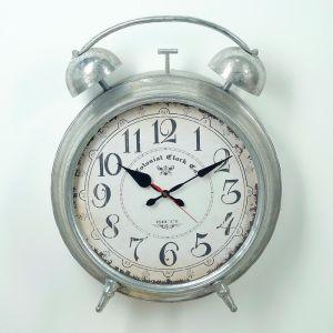 """Часы настенные, серия: Интерьер, """"Келсо"""", состаренное серебро, 63 ? 47 см 3620738"""