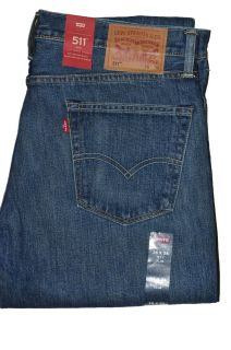 Levi's (511) Made In USA