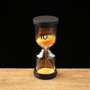 """Часы песочные """"Happy time"""" на 10 минут, 4х11 см, микс 2996835"""