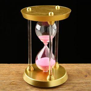 """Часы песочные """"Млава"""", 9х17.5 см, микс 2334712"""