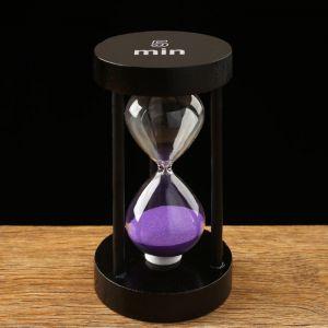Часы песочные на 5 минут, 7х13 см, микс 2996831