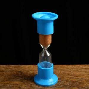 Часы песочные настольные на 10 минут микс, упаковка пакет   1546055