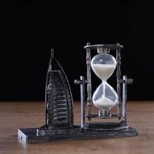 """Часы песочные """"Дубай"""", 15.5х6.5х16 см, микс 4154487"""