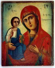 Икона Пресвятой Богородицы Праворучница