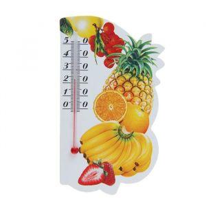Термометр «Фрукты», спиртовой, комнатный, на магните микс 1196315
