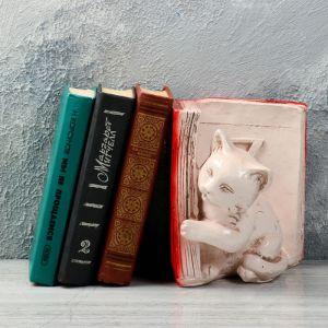 """Подставка для книг """"Котята"""", состаренный, 20 см  4459753"""
