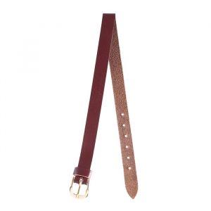 Ремешок для часов, женский, 8 мм, натуральная кожа, коричневый 1182097