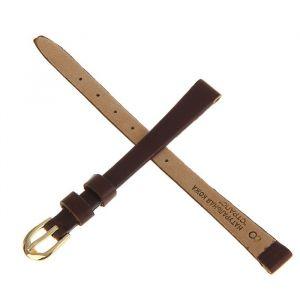 Ремешок для часов, женский, 8 мм, натуральная кожа, коричневый микс 1182101