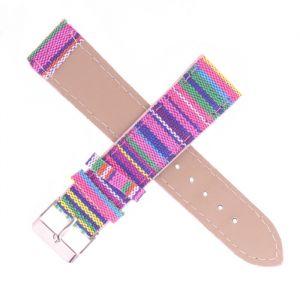 Ремешок для часов, текстиль, 22мм, цветной 20см   3908664