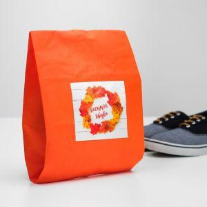 "Мешок для обуви ""Осенняя обувь""  4452169"