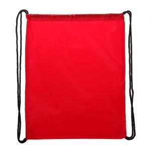 Сумка для сменной обуви универсальная 405 х 340 мм, красная