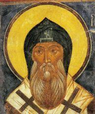 Икона Ефрем Перекомский преподобный