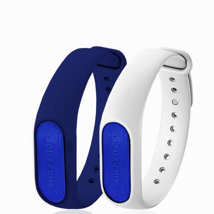 Браслет Vita Band  синий для усиления возможностей человека