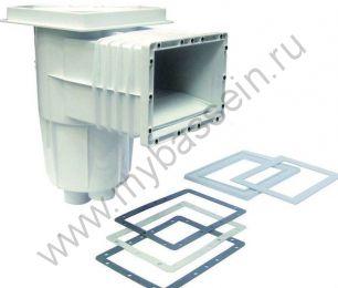 Скиммер из ABS пластика А003 NEW для сборного/композитного бассейна