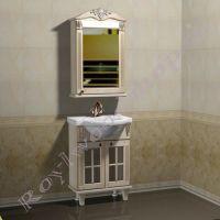 """Мебель для ванной из массива дерева """"Глазго ЭНДРЮ-60 береза"""""""