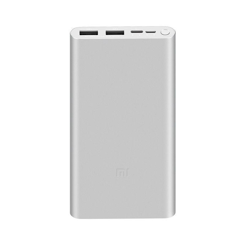 Xiaomi Mi Power Bank 3 2xUSB A + USB C 10000